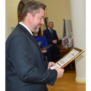 Энергетикам ПАО «МРСК Центра и Приволжья» вручены высокие награды