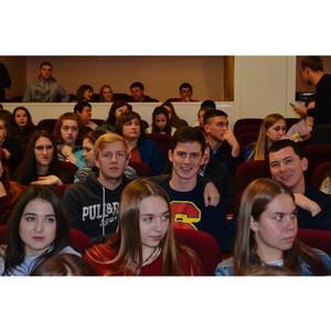 Участники студенческого фестиваля в Самаре узнали о творческих конкурсах «Молодежки ОНФ»
