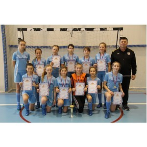 ФК «Нефтяник» стал победителем областного этапа проекта «Мини-футбол в школу»