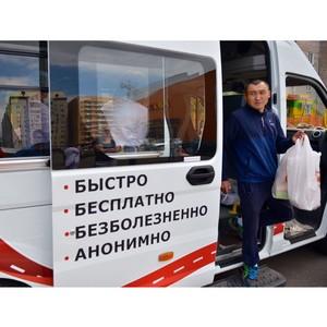 Кемеровская область примет эстафету акции Минздрава России «Тест на ВИЧ: Экспедиция»