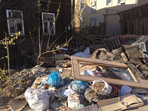 Активисты ОНФ провели рейды по аварийным домам в Кирове