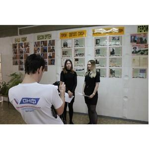 Волгоградские активисты ОНФ подключились к всероссийскому челленджу «Имя героя – школе»