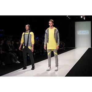 Финалисты конкурса Forward's Sport Design покорили 35-ю Неделю моды