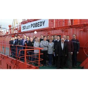 Проекты сотрудников и студентов вуза победили на форуме по развитию Арктики
