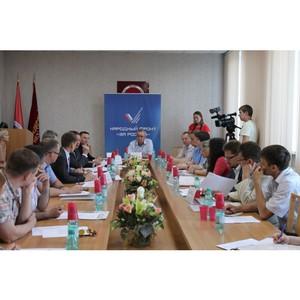 Активисты ОНФ выработали предложения по защите интересов жителей Алтайского края на финансовом рынке