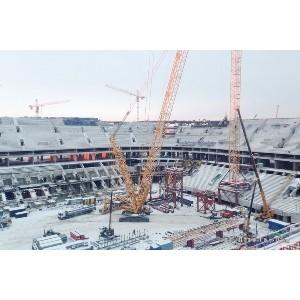 «Пеноплэкс» участвует в строительстве и реконструкции стадионов к ЧМ 2018