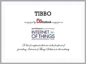 Компания Tibbo признана одним из 25 самых перспективных поставщиков IoT решений в мире