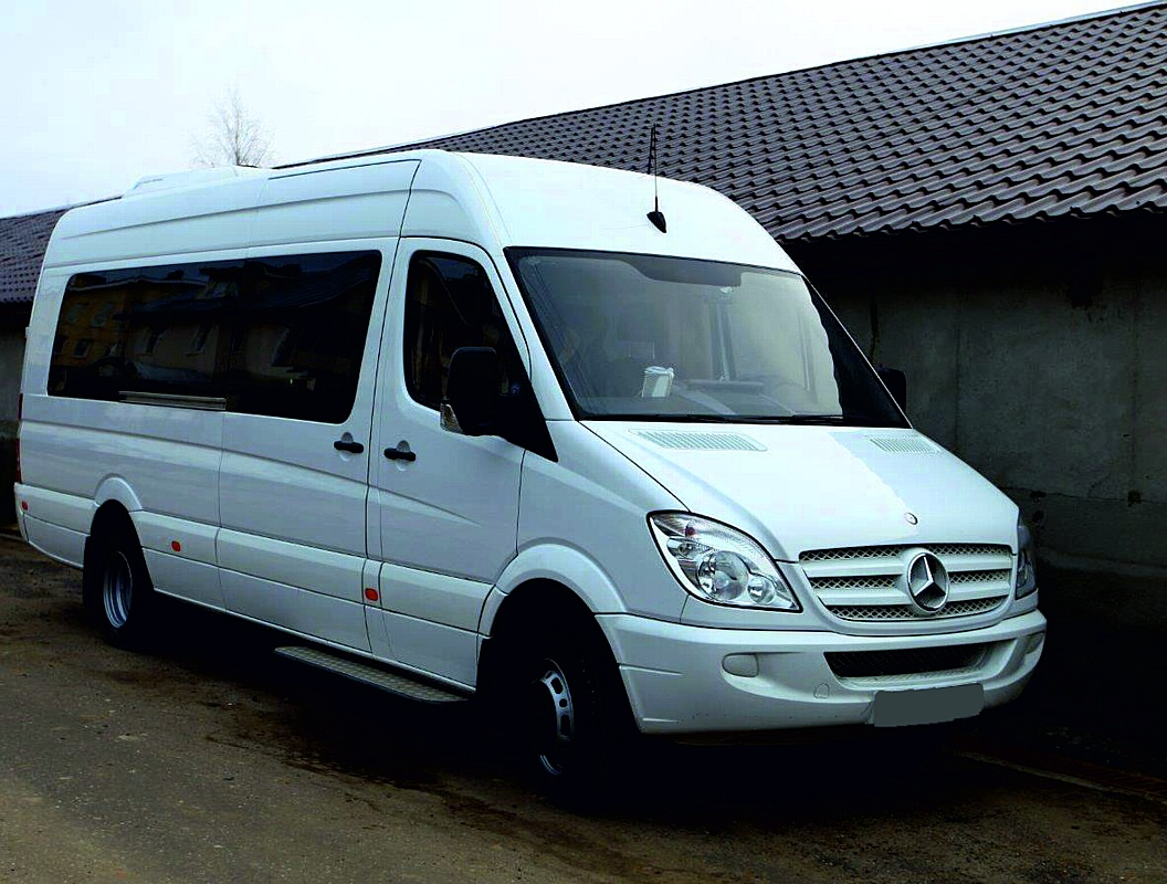 Аренда автобусов в Нижнем Новгороде