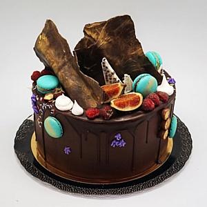 Вкусные, красивые, из натуральных ингредиентов торты - на любой вкус, ручной работы