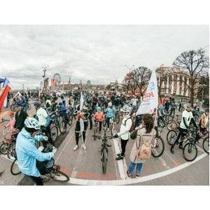 6 мая официальные дилеры Lada в Чувашии открыли велосезон