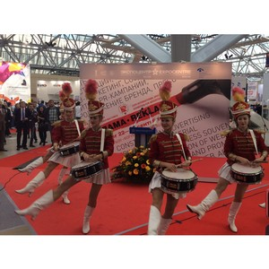 Выставка «Реклама 2015» с успехом завершилась в ЦВК «Экспоцентр»
