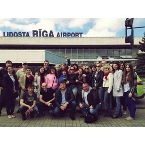 Компания СДЭК подарила путешествие по Латвии своим лучшим сотрудникам