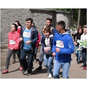 Всероссийский благотворительный проект «Зеленый марафон» в Чебоксарах
