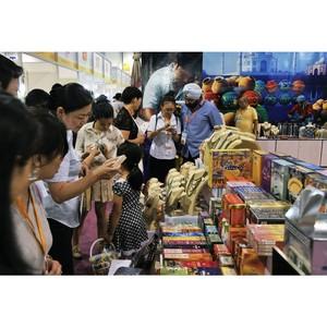Центром внимания выставки в Иу в этом году стали потребительские товары