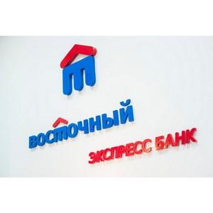 Банк «Восточный» поддержал юных футболистов