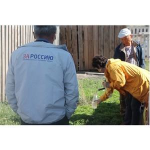 Народный фронт в Туве добивается решения проблем с водоснабжением в домах детей-сирот