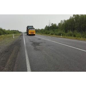 ОНФ выступил за дооснащение трассы Чита – Хабаровск объектами дорожного сервиса