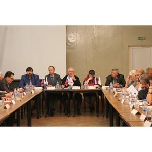 Активисты ОНФ в Волгоградской области определили повестку региональной конференции Народного фронта