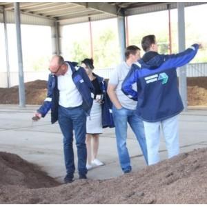 Немцы заинтересовались утилизацией мусора в Саратовской области
