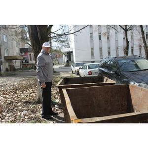 Активисты ОНФ в Кабардино-Балкарии проводят мониторинг благоустроенных дворовых территорий