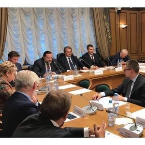 П.С. Дорохин: «Национальный Союз народных и коллективных предприятий усиливает работу с регионами»