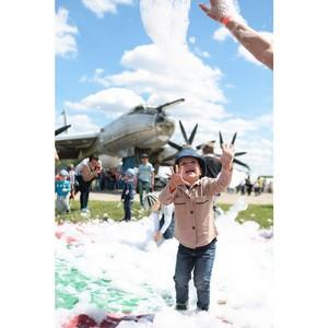 11-12 июня успешно прошел третий семейный авиафестиваль Самальот_fest