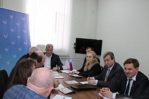Активисты ОНФ в Республике Мордовия обсудили работу по приоритетным проектам Народного фронта