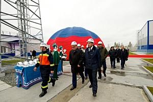 ИСК Союз-Сети приняла участие в торжественном открытии новых энергообъектов в Ямало-Ненецком АО