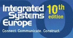 AUVIX приглашает на выставку Integrated Systems Europe 2013