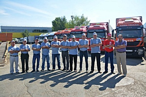 Тягачи Iveco Stralis окажут поддержку участникам ралли-марафона «Шелковый путь»