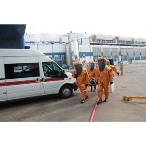 На заводе «Балтика-Самара» прошла масштабная эвакуация сотрудников