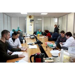 «День Донора» в Калининградском филиале «Билайн»