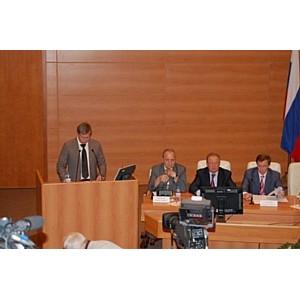 Михаил Воловик принял участие в парламентских слушаниях в Госдуме РФ