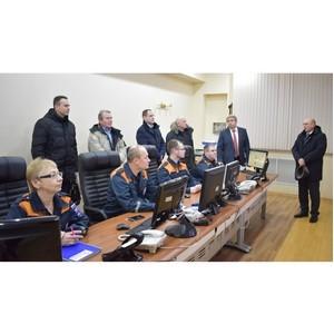 Представители ТГК-2 посетили Мытищинскую теплосеть с деловым визитом