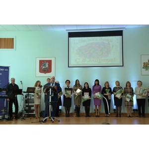 В УВД Зеленограда состоялся праздничный концерт, посвященный Международному Женскому Дню