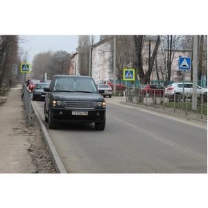 ОНФ добивается устранения последствий непродуманного дорожного ремонта в Семилуках