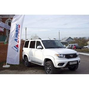 4 ноября в Чебоксарах прошла презентация нового Volkswagen Amarok