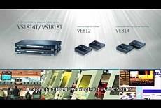 Обучение специалистов HDBaseT инсталляциям, матричный коммутатор VM3200 и другие ProAV решения Aten
