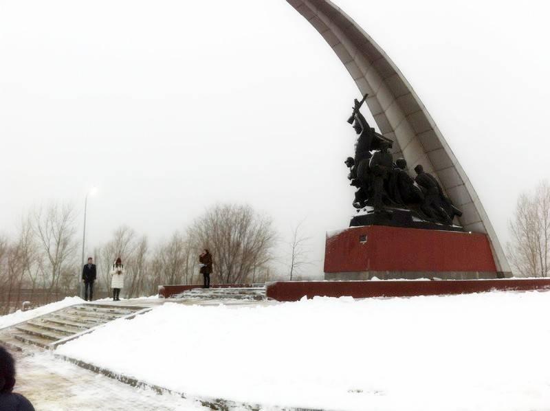 14 февраля — 75 лет с момента освобождения города Ростова-на-Дону