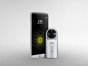 Панорамные фото и видео с помощью LG 360 CAM