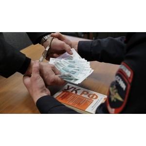 В Зеленограде задержан водитель по подозрению в покушении на мелкое взяточничество