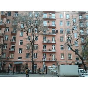ОНФ в Москве взял на контроль качество и соблюдение сроков ремонта в доме на 1-й Тверской-Ямской