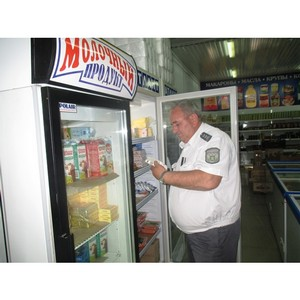 Об отборе молочной продукции для исследований на фальсификацию