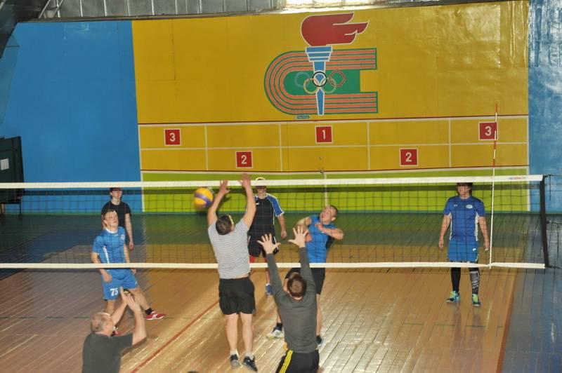 Волейбольные баталии таможенников