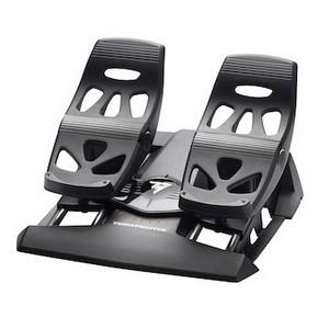 Thrustmaster TFRP Rudder Pedals — Первая система управления полетом с технологией S.M.A.R.T