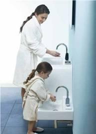 Детская ванная комната от VitrA