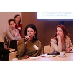 Эллен Пинчук из «Михайлов и Партнёры» приняла участие в заседании Совета программы ООН и Effie