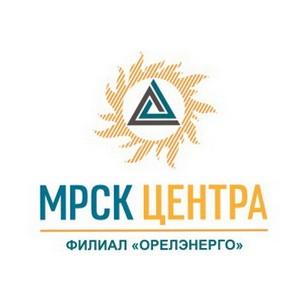 Орловские энергетики МРСК Центра приступили к ремонту электрооборудования в Свердловском районе