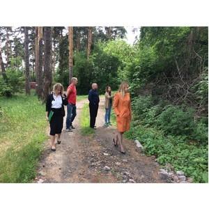 Активисты ОНФ добиваются ликвидации отмеченных на карте проекта «Генеральная уборка» свалок