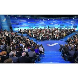 Журналисты Мордовии приняли участие во встрече с Владимиром Путиным
